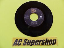 KC and the Sunshine Band let's go party / it's the same old song 45 Record Vinyl