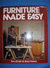 FURNITURE MADE EASY -BOOK  by TERRY SMITH & BRIAN HAINES