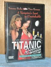 Titanic 2000 (DVD, 2000, 2-Disc) NEW Tammy Parks Tina Krause vampire sexy spoof