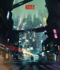 "56 Akira - Japanese Animated Cyberpunk Action Film 14""x16"" Poster"