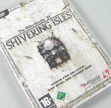 The Elder Scrolls IV: Oblivion PC Addon Shivering Isles mit Karte Deutsch