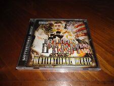 Chicano Rap CD Brandon Bam Bam Rios Motivational Music - Yung Blu Mr. Capone-E