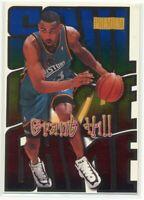 1998-99 Skybox Premium SOUL OF THE GAME Grant Hill #4 Detroit Pistons HOF!!!