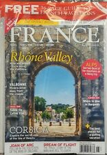 France May 2017 Rhone Valley Corsica Alps Joan of Arc Burgundy FREE SHIPPING sb