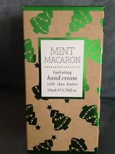 Camille & Mae Mint Macaron Hydrating Hand Cream With Shea Butter 1.76 Fl Oz