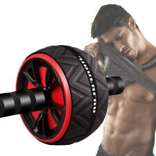 Fitness Abdominal Wheel Roller Ab Musle Training Exercise Workout Gym Equipment