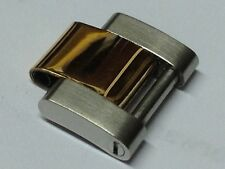 ROLEX Steel & Gold Oyster link 14mm