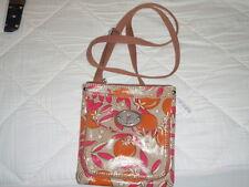 Fossil Key Per Mini Fruit Crossbody Handbag Orange SL3088843 NWT