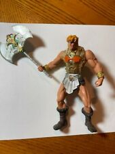 Battle Sound He-Man  200x MOTU Masters of the Universe Action Figure GOLD