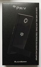 New OEM BlackBerry Genuine Slide Out Hard Cover Shell Stand Case for PRIV Black