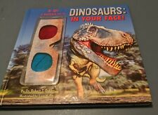 Dinosaurs - In Your Face! by Robert T. Bakker (2012, Hardcover)