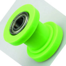 8MM ID CHAIN ROLLER TENSIONER GUIDE WHEEL CHINESE DIRTBIKE PIT BIKE Green