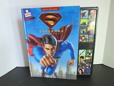 Superman Returns Large Play-a-Sound Hardcover Book with 16 Amazing Sounds NEW