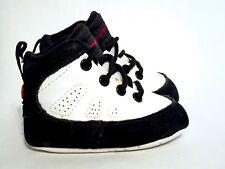 Nike First Jordan IX 9 OG  (CB) Crib Baby White Black 150191-100 2c