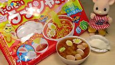 KRACIE Candy KIT Japan Popin Cookin Ramen Gyoza Happy Kitchen Making Japanese