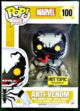 ANTI-VENOM #100 MARVEL Funko Pop HOT TOPIC EXCLUSIVE!