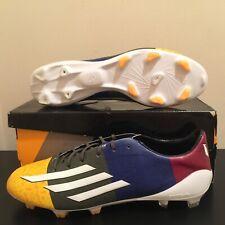 adidas F50 adizero FG Messi Soccer Boots US 9.5 (M21777)
