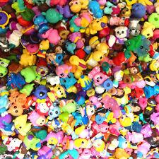 RANDOM Mixed 10pcs Lots SQUINKIES Mini Figure Child Girl Toy