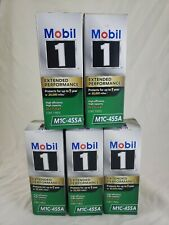 Lot of 5 - Mobil 1 M1C-455A Extended Performance Oil Filters - New