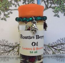 Magdalene's Bloom ROWAN BERRY OIL  Magick Pagan Protection Divination WICCA 20ml