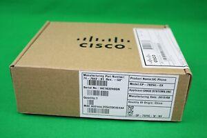 "Cisco CP-7925G-EX-K9= IP Phone -Yellow (2"" Display, Water Resistant)"