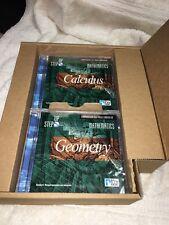 Pro One Master Edition Mathematics 5 Cd box set for High School Student Unused