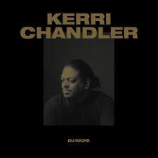 "KERRI CHANDLER "" DJ KICKS "" SEALED UK CD ROY AYERS JAMES MASON SYLVIA STRIPLIN"