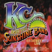 KC & the Sunshine Ba - Get Down Tonight: Greatest Hits Live [New CD]