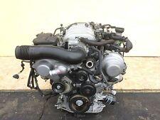 LEXUS 02-05 SC430 ENGINE MOTOR BLOCK WITH HARNESS V8 4.3L VVT-I 97K OEM