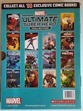 Marvels Sun Herald Ultimate Super Hero Comic Book Collection
