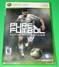 Pure Futbol  Xbox 360 *Brand New! *Factory Sealed! *Free Shipping!