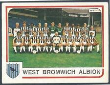 PANINI FOOTBALL 84-#329-WEST BROWICH ALBION TEAM PHOTO