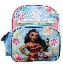 "Disney Moana SMALL Backpack 12"" Brand New School backpack NEW Toddler Backpack"