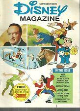 September 1976 Disney Magazine