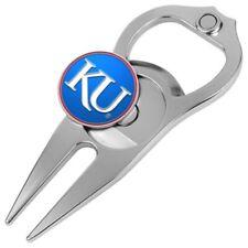 Hat Trick Openers 5-in-1 Divot Tool, Kansas Jayhawks