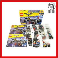 Lego 70905 The Lego Batman Movie The Batmobile DC Comics Super Heroes Manual