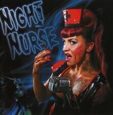 Night Nurse - s/t CD (Psychobilly Horror Punk Horrorpunk)