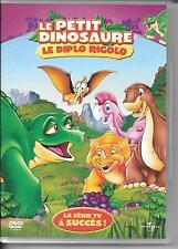 DVD ZONE 2--LE PETIT DINOSAURE - LE DIPLO RIGOLO--4 EPISODES