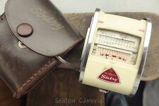 Gossen Sixtry light / exposure meter - working, but please read the description