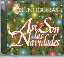 Jose Nogueras Asi Son Las Navidades  BRAND  NEW SEALED  CD