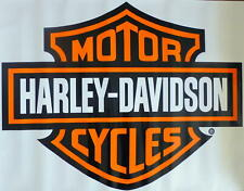 Harley-Davidson Bar & Shield Logo XL 29in x 37in - CG4310