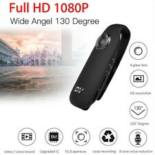 UK 1080P HD Mini Camera Recorder Dash Cam Body Motorbike Motion Action Camcorder