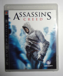 PS3 Game - Assassin's Creed      [Rated MA15+]