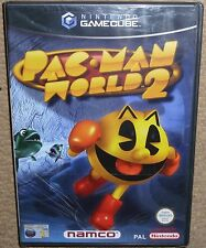 PACMAN WORLD 2 GAME NINTENDO GAMECUBE & Wii BRAND NEW & FACTORY SEALED! Pac Man