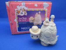 Precious Moments~God Bless Our Home~1994~Turtle~Members only