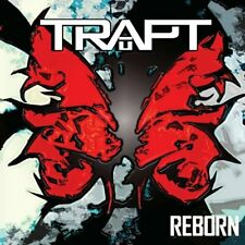 Reborn [ MINT DELUXE EDITION + 6 BONUS TRACKS + THE RARE LYRICS BOOKLET ] Trapt
