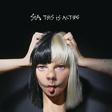 SIA THIS IS ACTING CD 2016