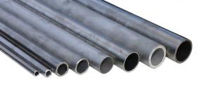 Edelstahlrohr nahtlos 1.4301 Länge 500mm VA Rohr Präzisionsrohr
