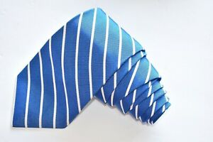 """J.Press Blue  Men's Neck Tie W:3 1/2 """" by L: 61 """" MADE IN CHINA"""