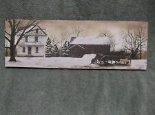 Christmas Trees For Sale Winter Wagon Barn Farm White House Billy Jabocs Canvas